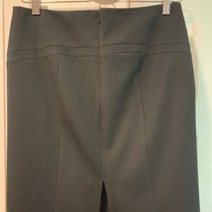 EXPRESS Black Pencil Skirt with Pockets
